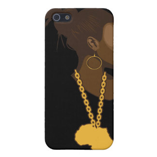 Mother Africa Case For iPhone SE/5/5s