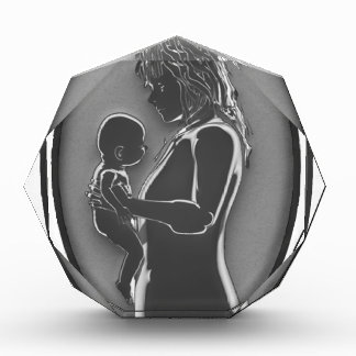 Mother and Baby - Brooch NEW Old Fashoined Awards