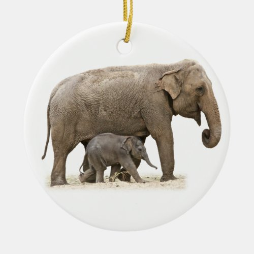 Christmas Tree Elephant Ornaments Nobles Top Finds