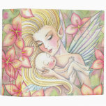Mother and Baby Fairy Binder by Molly Harrison