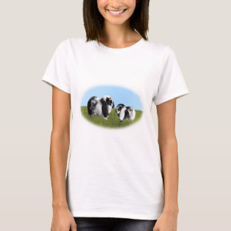 Mother and Baby Lop Eared Bunnies T-Shirt