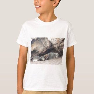 Mother and Baby Seal 1 T-Shirt