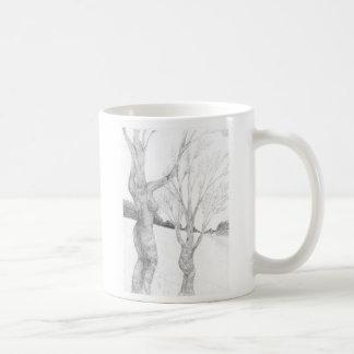 Mother and Baby Trees Mug