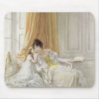 Mother and Child, 1864 Mouse Pad