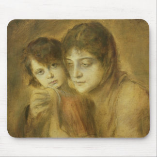 Mother and Child, 1893 Mouse Pad