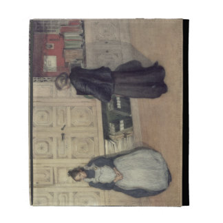 Mother and Child, 1903 iPad Case