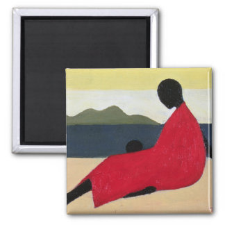 Mother and Child 1991 Magnet
