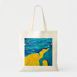 Mother and Child Budget Tote Bag