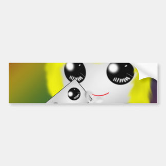 Mother and Child Bumper Sticker