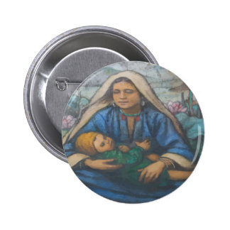 Mother and Child Pins