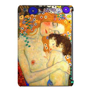 Mother and Child by Gustav Klimt Art Nouveau iPad Mini Retina Case