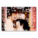 Mother and Child by Gustav Klimt Collage Card (<em>$1.00</em>)