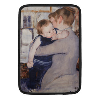 Mother and Child by Mary Cassatt MacBook Air Sleeves