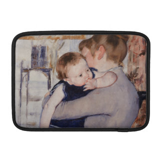 Mother and Child by Mary Cassatt MacBook Sleeves