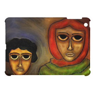Mother and Child by rafi talby iPad Mini Case