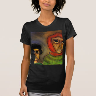 Mother and Child by rafi talby Shirts
