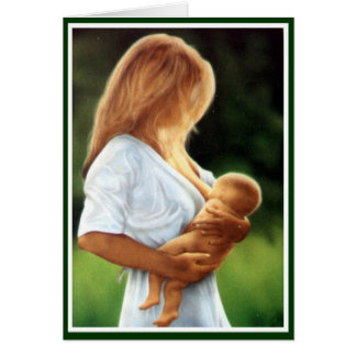 Mother and Child Card