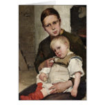 Mother and Child Cards