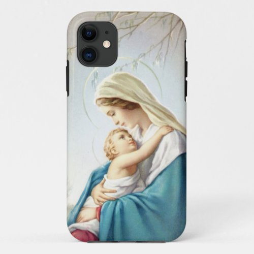 Mother and Child Phone Case