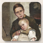 Mother and Child Coasters