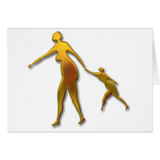 Mother and child-gold card