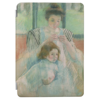 Mother and child iPad air cover