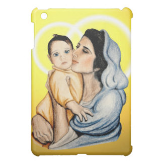 Mother and Child iPad Mini Cover