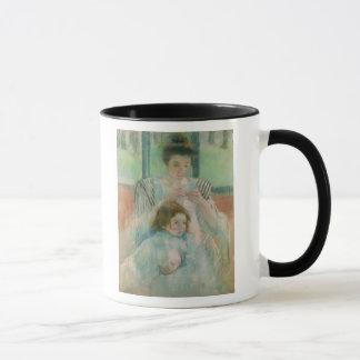 Mother and child mug
