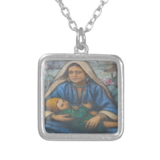Mother and Child Custom Necklace