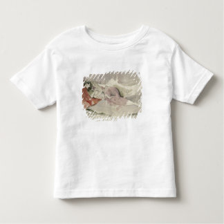 Mother and Child on a Couch Toddler T-shirt