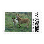 Mother and Child Postage Stamp