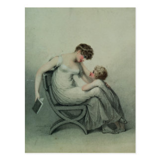 Mother and Child Post Cards