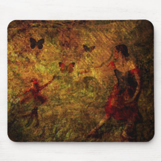 Mother and Child Reunion Mouse Pad