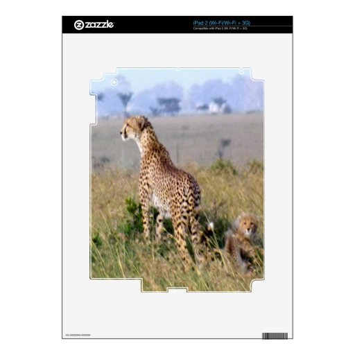 MOTHER AND CHILD SKINS FOR iPad 2