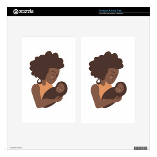 Mother and Child Skins For Kindle Fire