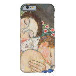 Mother and Child Sleeping Barely There iPhone 6 Case