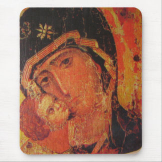 Mother and Child Spec Case Mouse Pad