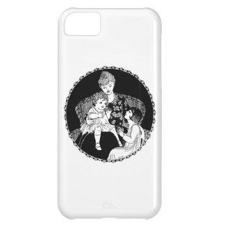 Mother and Children iPhone 5C Case