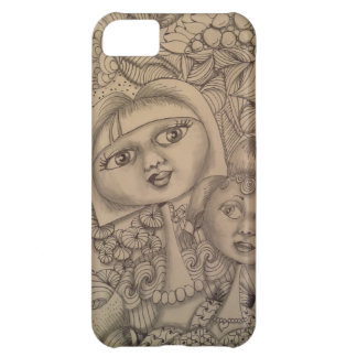 Mother and Daughter II Case For iPhone 5C