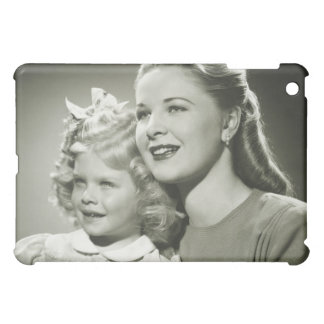 Mother and Daughter iPad Mini Cover
