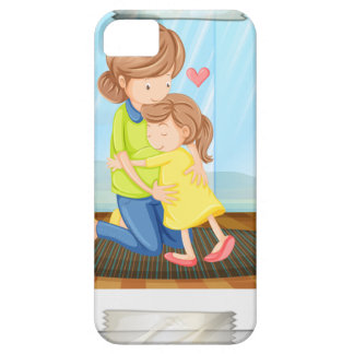 Mother and daughter iPhone SE/5/5s case