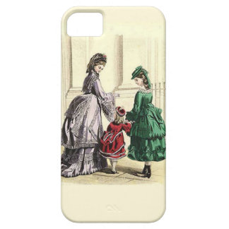 Mother and daughters iPhone SE/5/5s case
