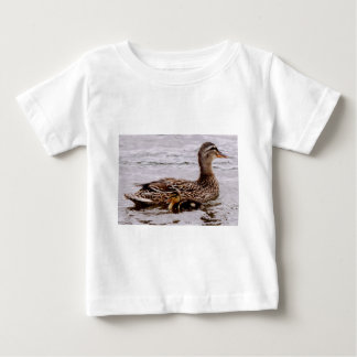 mother and duckling baby T-Shirt