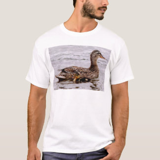 mother and duckling T-Shirt