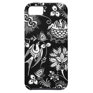 Mother and nesting birds iPhone SE/5/5s case