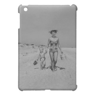 Mother and Son iPad Mini Cases