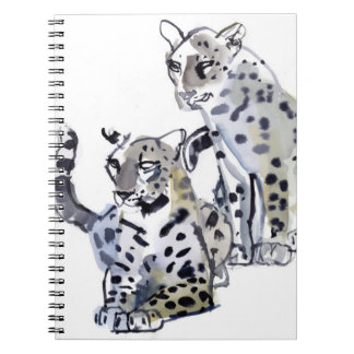 Mother and Son Notebook