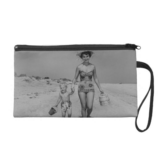 Mother and Son Wristlets