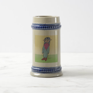 Mother Anime Art Gallery Character Beer Stein