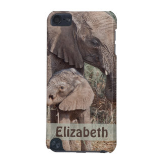 Mother Baby African Elephant iPod Touch 5G Case